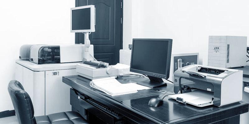Typické druhy elektrotechnických zariadení, ktoré čistíme